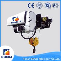 Lifting Equipment ND Model Electric Hoist for Overhead Crane