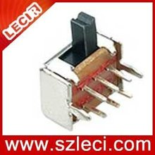 slide push switch SS-2P2T-04