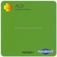 ALD spray phosphor powder coating