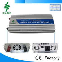pure sine wave power inverter charger 3000w peak power 6000w 12V