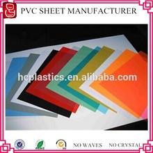 making tray,pallets PVC transparent sheet