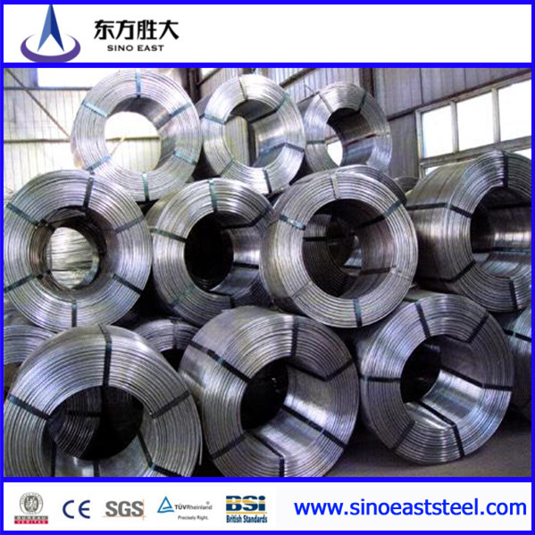 Aluminum Wire Rod 6101 Diameter 9.5, 12, 15mm for Different Usage