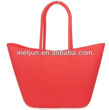 2014 best selling rubber beach bag