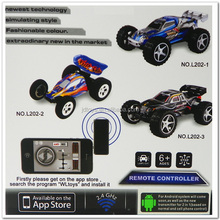 Christmas Gift Iphone /Android/Ipad Control 1:32 High Speed RC Car WL L949 Mini RC Car