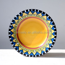 eco friendly ceramic dish plate made in china