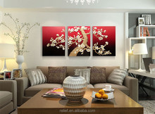 warm elegant Abstract Landscape Tree Pictures