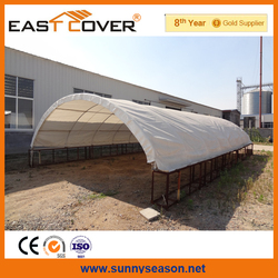 SSC2640 steel frame container roofing tent