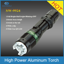 2015 best selling products alibaba express ebay China supplier rotating focusing flashlight bailong