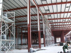Fireproof Paint for Steel Structure Building Workshop Factory
