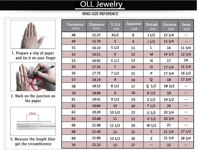 9 Ring Size Peference_