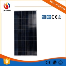 2016 new LCD epoxy solar panel 1 watt