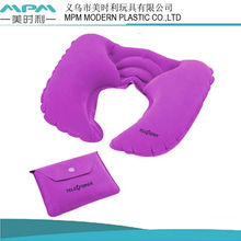 2013 fashion design inflatable airplane pillow