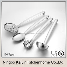 KAIJIN Kitchen different series 2015 best on sale hot selling stainless steel bamboo kitchenware