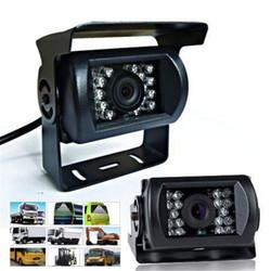 Wireless Rearview Camera 18 IR LEDs Night Vision Waterproof For Truck Bus Van