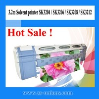 2015 new arrived solvent plotter 1440 dpi with low price