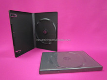 14mm single black dvd case outer sleeve