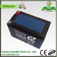 Rechargeable sla battery chargers for electric vehicle 12v 24ah 6-DZM-24