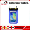 pvc waterproof cell phone bag wholesale for Samsung galaxy A7 with neck strap