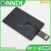business/credit card type pen drive Customized Credit Card usb flash drive 1gb 2gb 4gb/8gb/16gb/32gb/64g/128gb