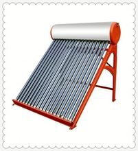 The Beauty of the Economic Unpressurized Solar Water Heater