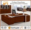 dibujo de melamina muebles de madera ejecutivo escritorio de oficina