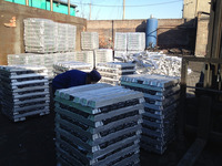 High quality zinc ingot 99.995%