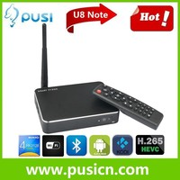 Top Sale Smart TV Box Quad Core RK3128 1.2GHz Android 4.4 Kitkat Bluetooth 4.0 2.4GHz Wifi Android Internet TV Cable Box