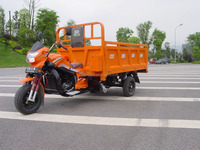 lifan across engine three wheel motorcycle for cargo