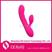 Rechargeable silicone 30 speed adult sex toys vagina CE and ROHS manufacturer