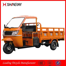 China New Products OEM Engine Tricycle/2 Seat Tricycle/Small Tricycle Differential