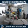 Litch surface cement block shot blasting machine / shot blaster