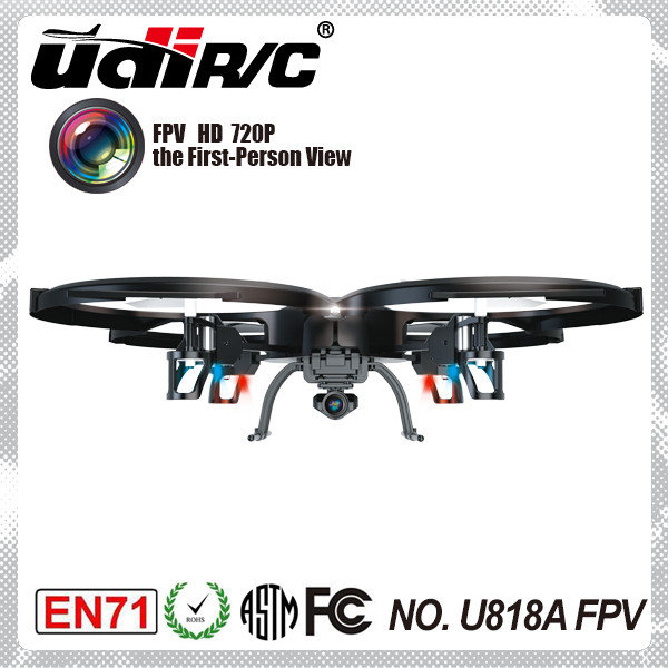 UDIRC U818A FPV Top selling 720P hd camera and 3D stunt flying video UAV