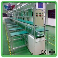 AL-004 Factory Direct Belt Conveyor Assembly Line Working Tables Conveyor Belting