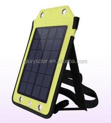 2.4W/6V Multi-functional Solar Charger Bag