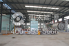 Integrated automatic city waste sorting system household refuse sorting production line