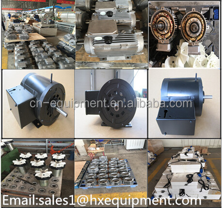 China ac Single-phase steel shell motor