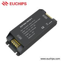 Shanghai Euchips best selling 12vdc 150w 1-10v constant voltage led driver