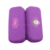Light weight low cost fast shipping china wholesale eye glass case