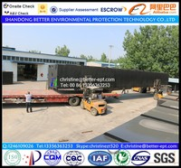 Package Sewage Treatment Plant for Domestic and Industrial Wastewater