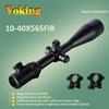 10x-40x56 Long Range Locking Turrets Hunting Side Focus 30mm Riflescope
