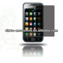 For Samsung i9000 New Anti-spy Privacy Screen Protector, Welcome OEM and Paypal Accepted