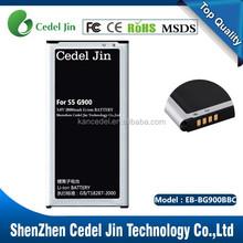Original 2800mAh NFC Battery For Galaxy For S5 I9600 Celular AKKU