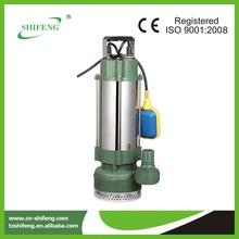 small centrifugal pump QDX submersible pump