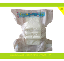 Quick Dry Soft Cotton Surface Economic Disposable Baby Diapers /nappy/Oem Service