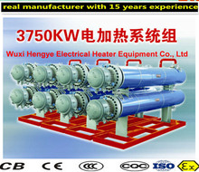 heating Thermal Oil industrial Tubular Heater with CE ISO