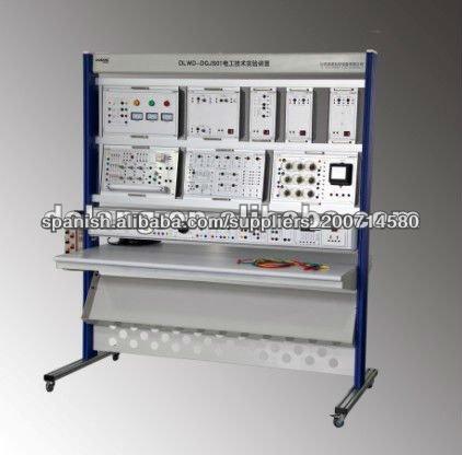 Dispositivo eléctrico experimento tecnología
