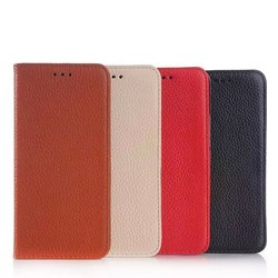 For HTC One M 9 Leather case