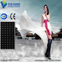 YYOPTO high efficiency cheap factory price 300w pv solar module / panels stock in EU and US