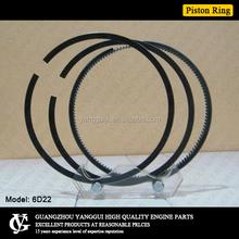 Wholesale Fashion Design Piston Ring 6D22 Rings Piston Npr Piston Rings