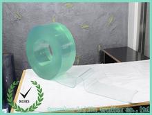 plastic clear pale curtain, environment friendly